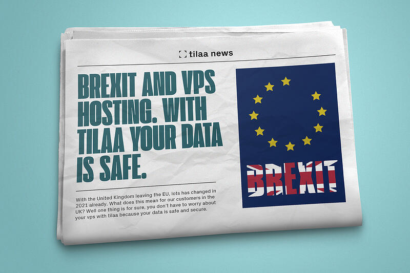 Brexit and VPS hosting: this is what has changed