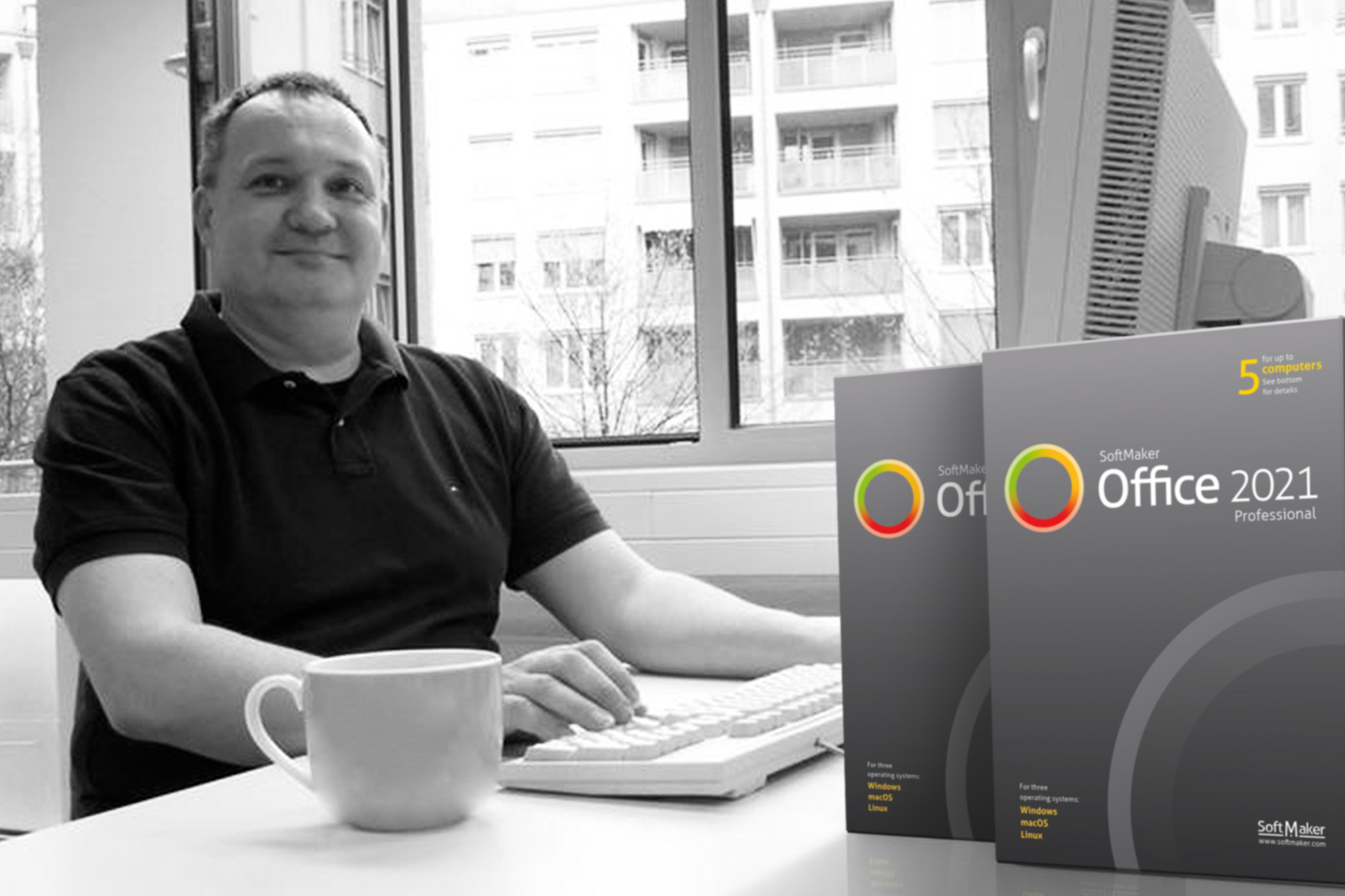 David vs Goliath: Martin Kotulla - the Office Suite maker from Germany