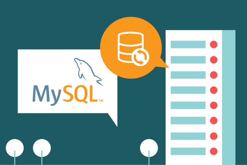 Want to back up your Mysql database? This is how it works