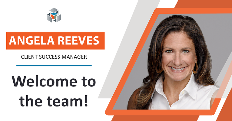 Angela Reeves Brought on Board as Client Success Manager