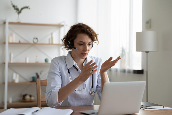 Telehealth: More than just video conferencing.
