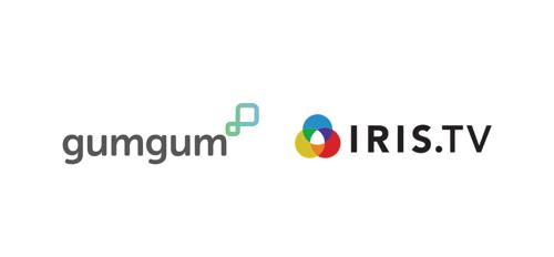 GumGum Joins the IRIS.TV Contextual Video Marketplace