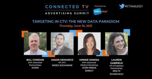 Targeting in CTV: The New Data Paradigm