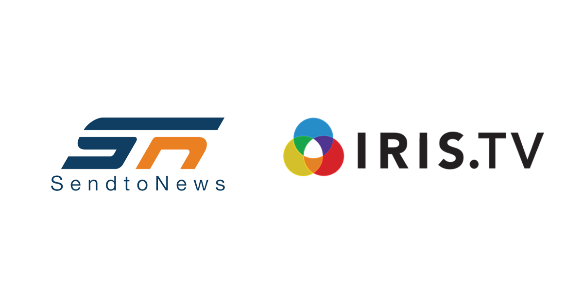 Send to News Joins the IRIS.TV Contextual Video Marketplace