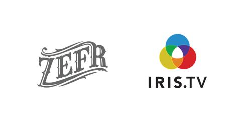 Zefr Joins the IRIS.TV Contextual Video Marketplace