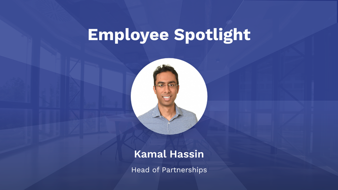 Featured image of a headshot of FISPAN Head of Partnerships, Kamal Hassin
