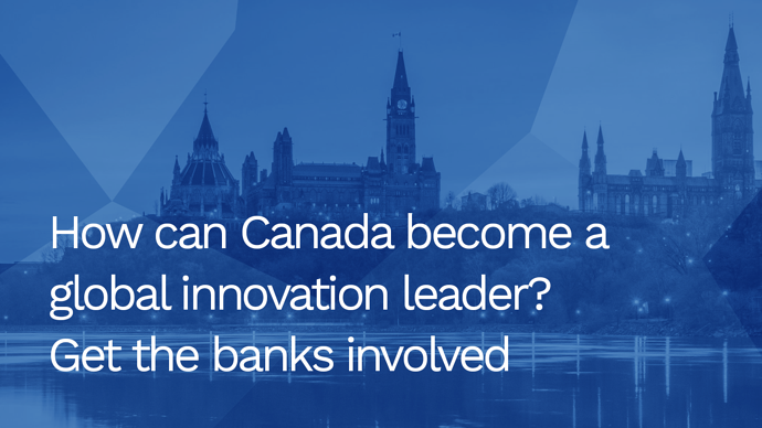 Canada Innovation in Banking