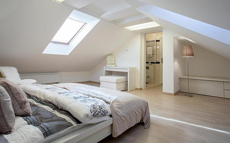 6 Attic Remodeling Ideas for Your Des Moines Home