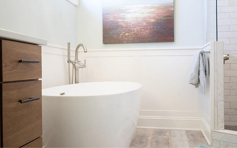 What Is the Cost & ROI of a Bathroom Remodel in Des Moines?
