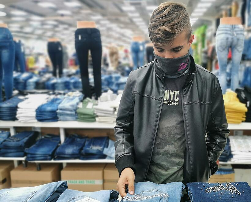 How Has the Pandemic Affected Clothing Distribution Channels and Sales?