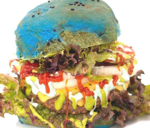 How to Make Mushrooms are Saving The World Plant-Based Spirulina Burgers