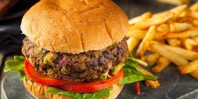 flex-meal-plant-based-black-bean-burger