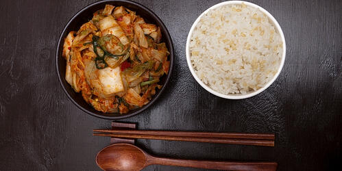 how-to-make-kimchi-rice-and-beans