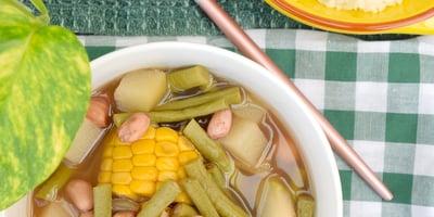 VHow to Make Tamarind Vegetable Soup