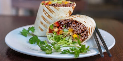 how-to-make-vegan-bean-burritos
