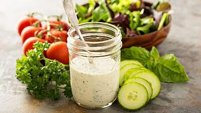 VHow To Make Vegan Ranch Dressing From Scratch