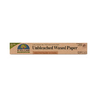 Unbleached -Wax-Paper