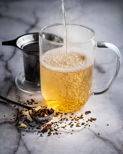 Urinary Tract Cleansing Herbal Water Recipe