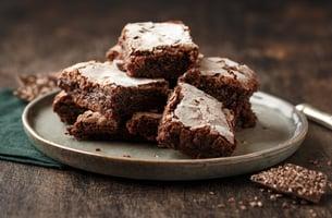 Vegan-Gluten-Free-Flourless-Fudge-Brownies