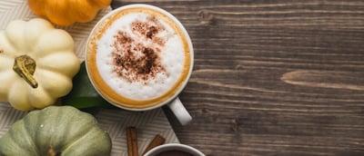VVegan Maca Pumpkin Spice Chai Latte