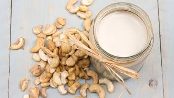 How To Make Cashew Milk dairy free alternative