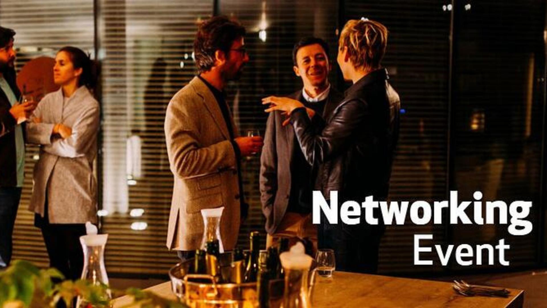 Digital Conversations Networking Event