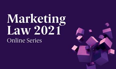 Marketing Law 2021 Online Series