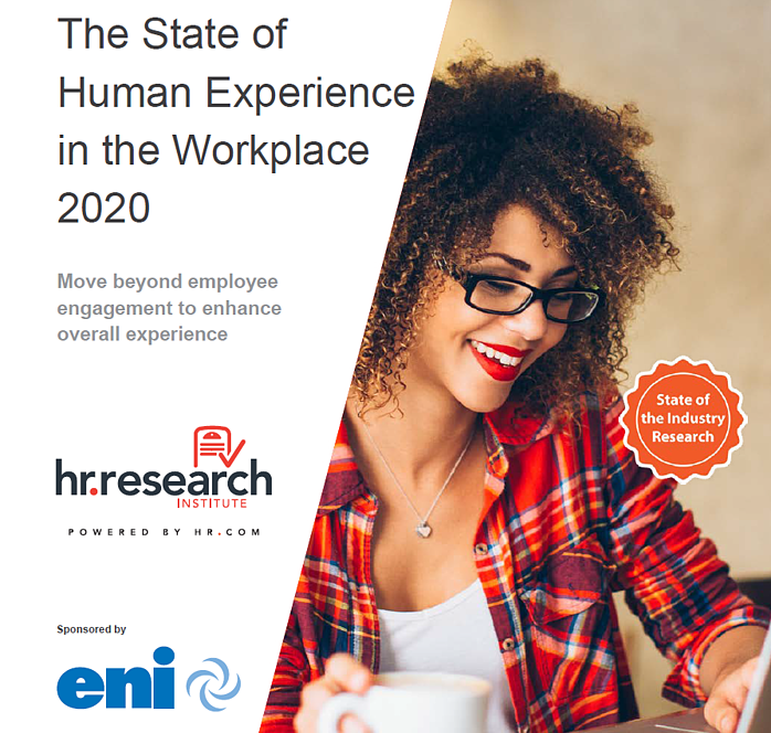 The State of the Human Experience Survey with HR.com