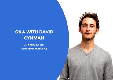 David Cynman UX Researcher