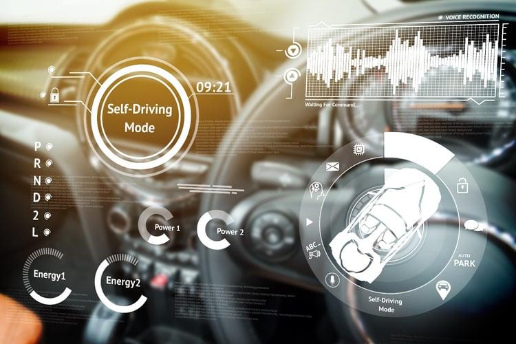 in-car agent for autonomous car