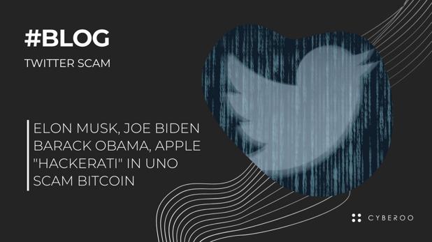 Elon Musk e altri account Twitter