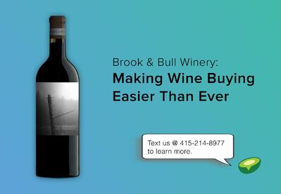 Brook & Bull Winery: Making Wine Buying Easier Than Ever