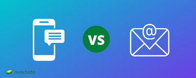 Email vs Text Marketing: Which is Better? (When to Use Each One)