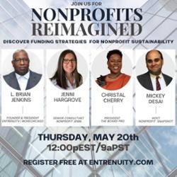 Nonprofits Reimagined