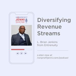 Nonprofit Jenni Podcast Featuring L. Brian Jenkins