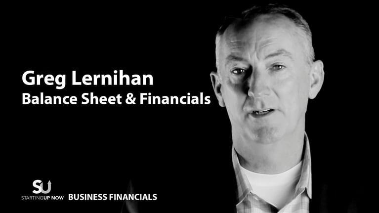 Greg Lernihan SUN Talk Video, Part 2
