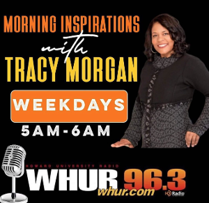 Morning Inspirations with Tracy Morgan