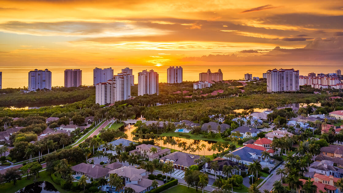 pelican-bay-sunset-naples-aerial-stock-photography-4-of-4-2 mark_google