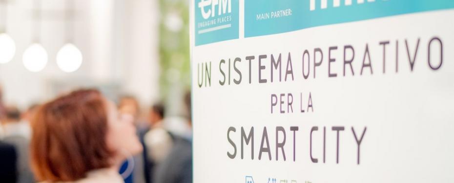Un sistema operativo per la Smart City: il racconto