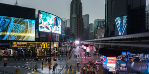 DOOH: A Winning Choice In Your Advertising Arsenal