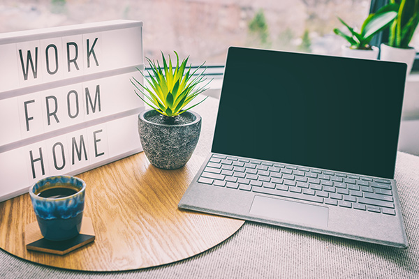 Working From Home: Tales From Both Sides of the Desk
