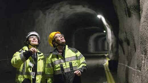 Helsinki edistää maanalaisen rakentamisen mahdollisuuksia