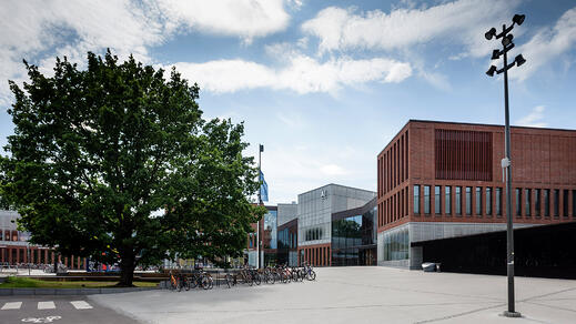 Väre - The new main building, Aalto University, Espoo