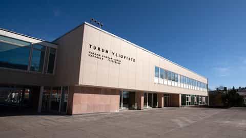 Turun yliopiston päärakennuksen peruskorjaus valmistui
