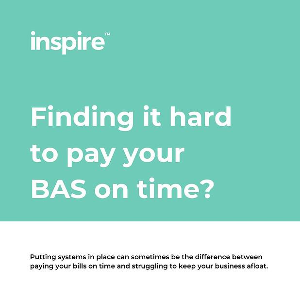 Finding It Hard To Pay Your BAS On Time?