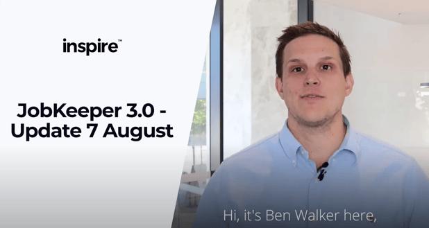 JobKeeper 3.0 - Update 7 August