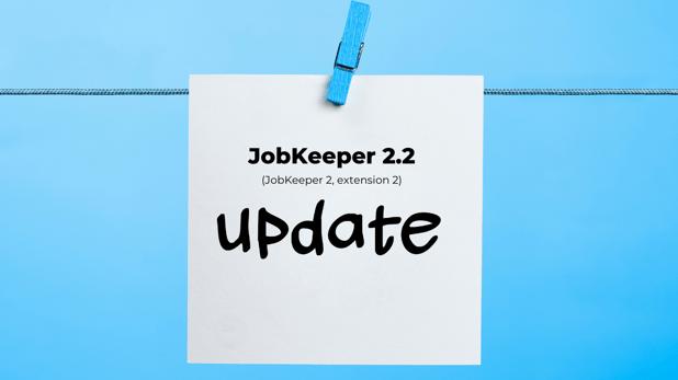 Update on JobKeeper 2.2 (JobKeeper 2.0, extension 2)