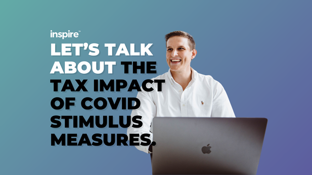 Let's Talk About The Tax Impact Of Covid Stimulus Measures