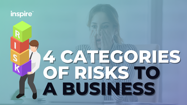 4 Categories Of Risks To A Business