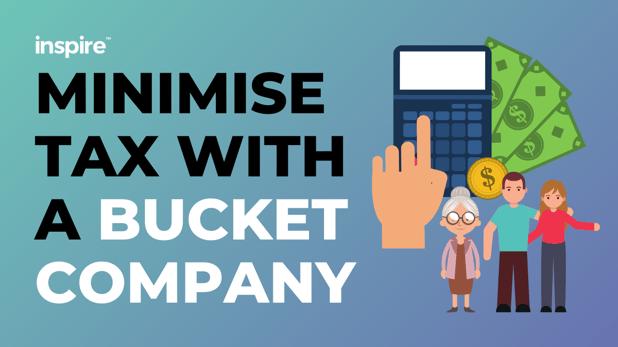 Minimise Tax With A Bucket Company